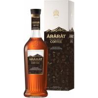Бренди Ararat Coffee 0.5л, 30%, gift box (STA4850001006688)