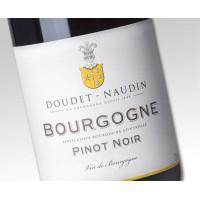 Вино Doudet Naudin Bourgogne Pinot Noir 2018 (0,75)