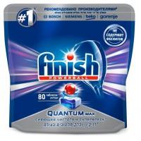 Таблетки для посудомоечных машин Finish Quantum (80 шт)