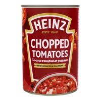 Томаты Heinz ( резаные ), ж/б, 400 г