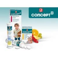 Витамины Concept Vitamin C, 20 шт