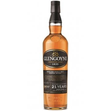 Виски Glengoyne 21 Year Old, gift box (0,7 л)