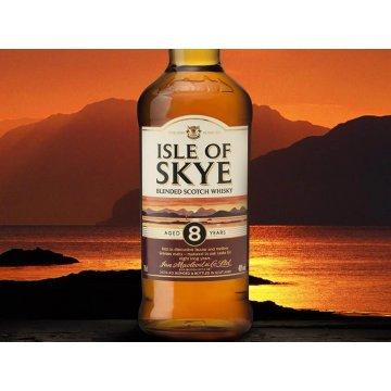 Виски Isle of Skye 8 Years Old (0,7 л)