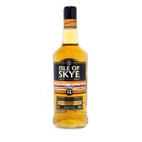 Виски Isle of Skye 12 Years Old, gift box (0,7 л)