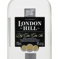 Джин London Hill Dry Gin (0,7 л)