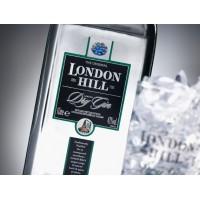 Джин London Hill Dry Gin (0,7 л)