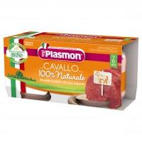 Пюре Plasmon Cavallo 100 % Naturale, 160 г