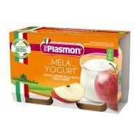 Йогурт Plasmon Mela Yogurt 100 % Naturale, 160 г