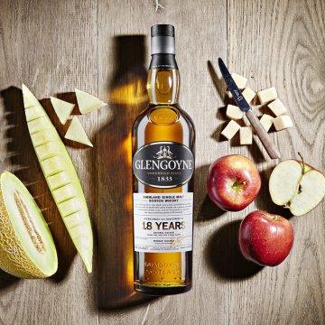 Виски Glengoyne 18 Years Old (0,7 л)