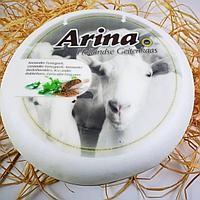 Сыр Козий TM Arina с кориандром и пажитником, 50%