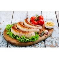 Сосиски Scarlino куриные с добавлением сыра, 250 г