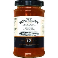Конфитюр Bowmore апельсиновый с виски, Famous Whisky Brand, 235 Г