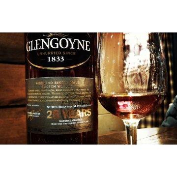 Виски Glengoyne 25 Years Old (0,7 л)