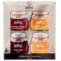 Подарочный набор Mrs Bridges, конфитюр 4х113 Г