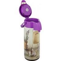 Термос помповый Banquet Lavender 1,9 л