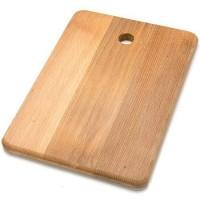 Доска деревянная ART Kitchen Гуси (1 вниз) 18х30 см