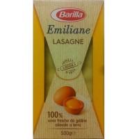 Лазанья Barilla Emiliane Lasagne AllUovo, 500 г