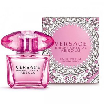 Versace Versace Bright Crystal Absolu, 90 мл