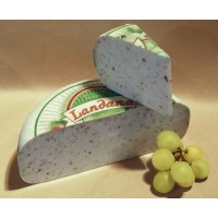 Сыр Козий с итальянскими травами ( Landana )
