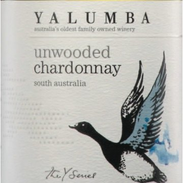 Вино Yalumba Unwooded Chardonnay Y Series (0,75 л)