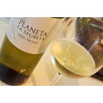 Вино Planeta La Segreta Bianco, (0,75 л)