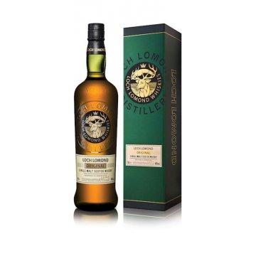 Виски Односолодовый Loch Lomond Original, gift box (0,7 л)