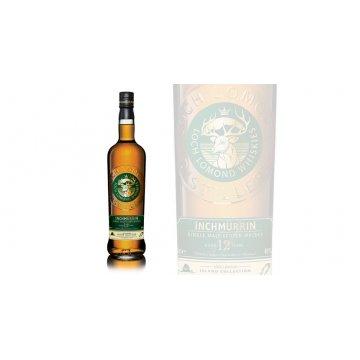 Виски Inchmurrin 12 Years Old, gift box (0,7 л)