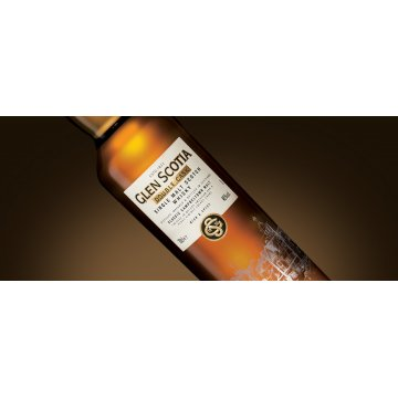 Виски Glen Scotia Double Cask, gift box (0,7 л)