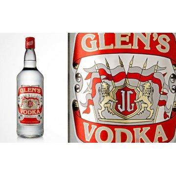 Водка Glen's Vodka (1.0 л)