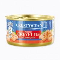 Креветки CrustOcean Decortiquees Moyennes, 200 г