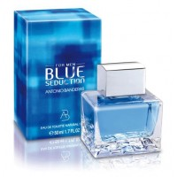Antonio Banderas Blue Seduction for men (тестер), 100 мл