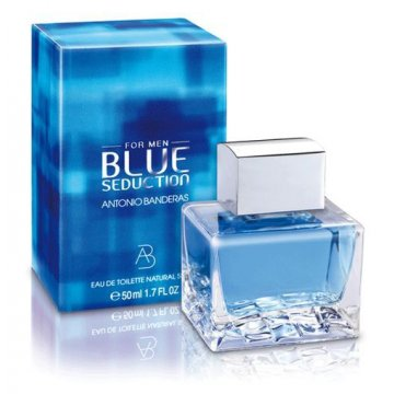 Antonio Banderas Blue Seduction for men (тестер), 100 мл