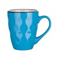 Чашка Banquet Contour, голубая (380 мл)