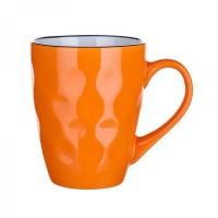 Чашка Banquet Contour, оранжевая (380 мл)