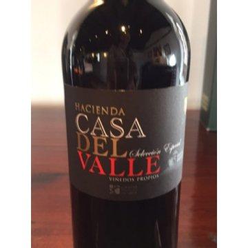 Вино Bodegas Olarra  Hacienda Casa del Valle Seleccion Especial (0,750)