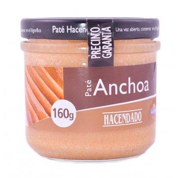 Паштет Hacendado Anchoa, 160 г