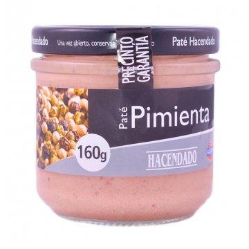 Паштет Hacendado Pimienta , 160 г