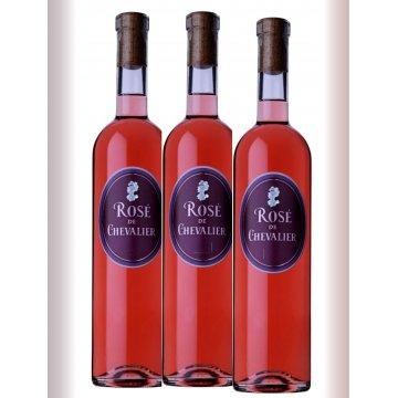 Вино Domaine de Chevalier Rose de Chevalier (0,75)