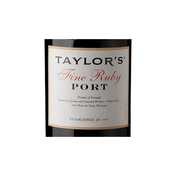 Вино Taylor'S Fine Ruby Port (0,75 л)