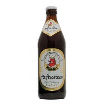 Пиво Plank Hefeweizen (0,5 л)