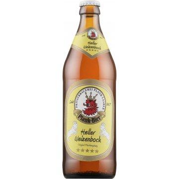 Пиво PlankHeller Weizenbock (0,5 л)