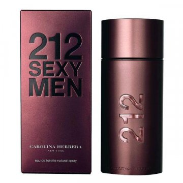 Carolina Herrera 212 MEN Sexy, 50 мл