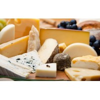 Сыр Landana Goat Cheese Rosso