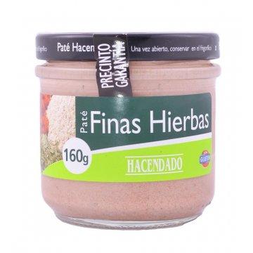 Паштет Hacendado Finas Hierbas, 160 г