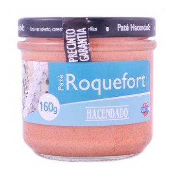 Паштет Hacendado Roquefort, 160 г