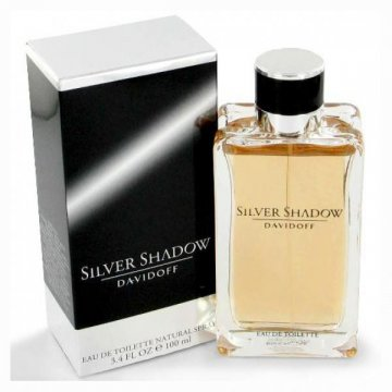 Davidoff Silver Shadow, 100 мл
