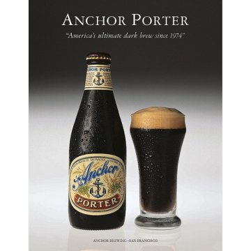 Пиво Porter Anchor (0,355 л)