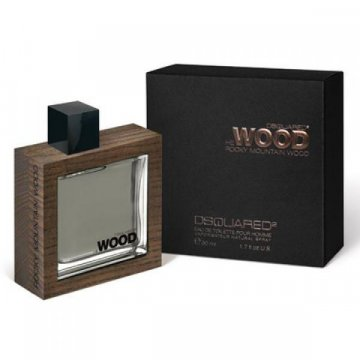 Dsquared2 He Wood Rocky Mountain Wood, 50 мл