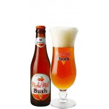 Пиво Dubuisson Peche Mel Bush (0,33 л)