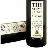 Вино d'Arenberg Stump Jump Red Grenache Shiraz Mourvedre (0,75 л)